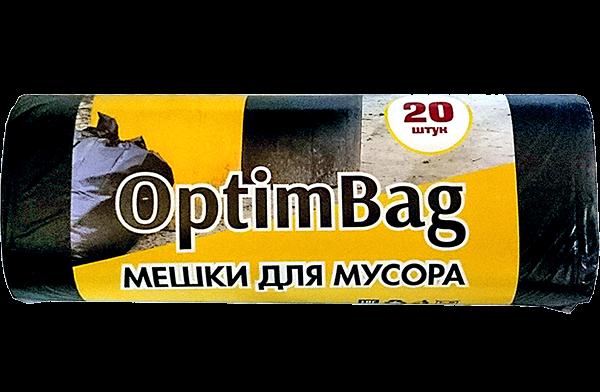 Мешки для мусора OptimBag 30л