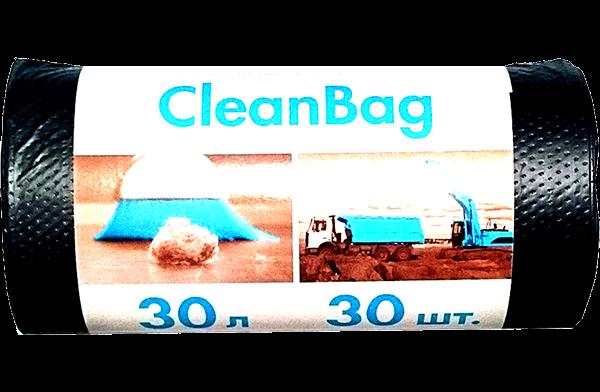 Мешки для мусора CleanBag 30л