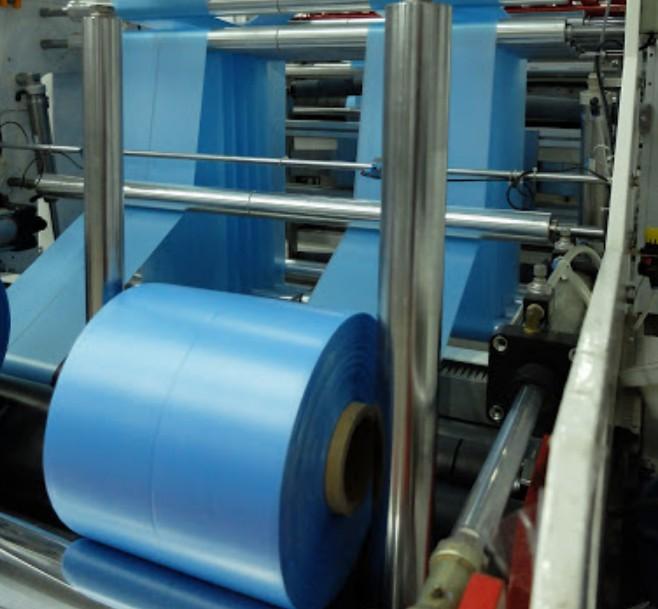 Мешки для мусора производство
